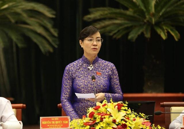 Bà Nguyễn Thị Quyết Tâm, Chủ tịch HĐND TPHCM bày tỏ: Hệ thống chính quyền, đoàn thể rải khắp nhưng các vụ bạo hành trẻ em chủ yếu lại do báo chí phát hiện.