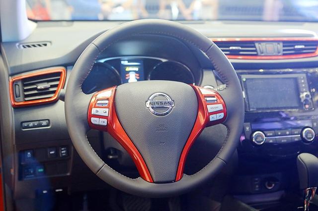 Nissan nâng cấp của Navara và X-Trail - 5
