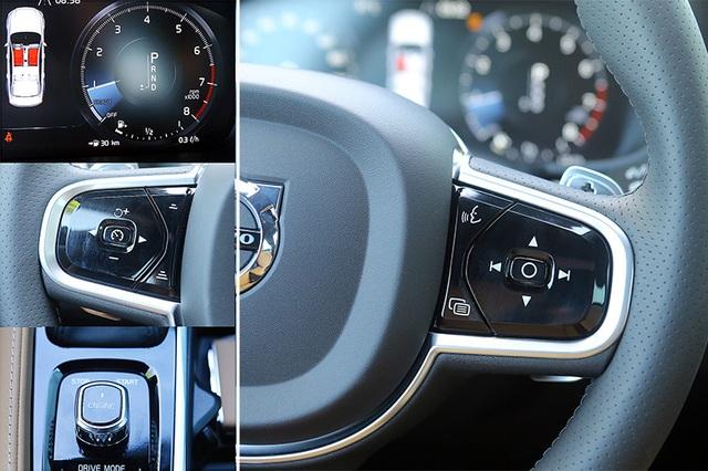 Volvo S90 gia nhập cuộc cạnh tranh phân khúc sedan hạng sang - 3