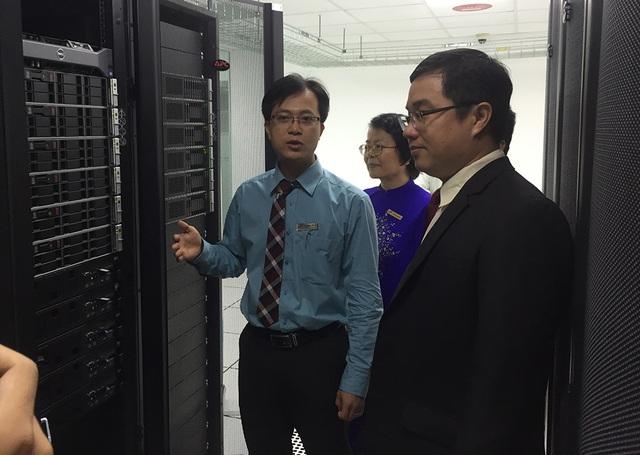 Hệ thống siêu máy tính có thể thực hiện các phép tính siêu nhanh lên đến 41.780 tỷ phép tính/giây