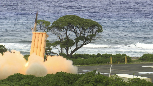 Hệ thống THAAD (Ảnh: Missile Defense Agency)