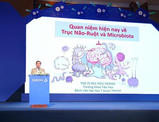 Hệ vi sinh đường ruột và sức khỏe con người: Hiện tại và tương lai - 1