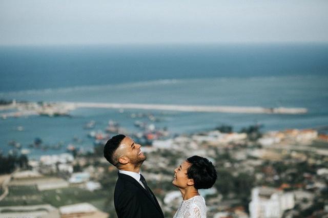 Cặp đôi ngoại quốc chụp ảnh cưới ở Việt Nam sau một năm hẹn hò qua mạng - 9