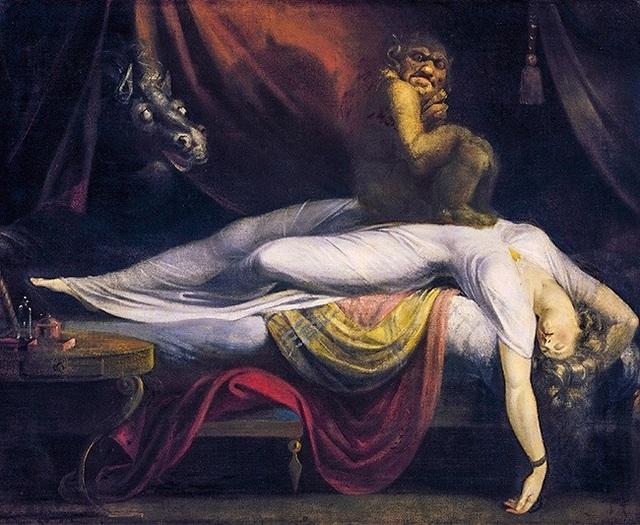 Lý giải những hiện tượng kỳ lạ xảy ra trong lúc ngủ - 1