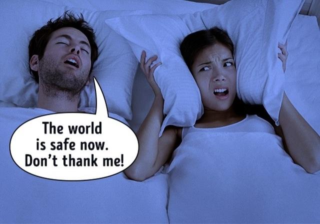 Lý giải những hiện tượng kỳ lạ xảy ra trong lúc ngủ - 2
