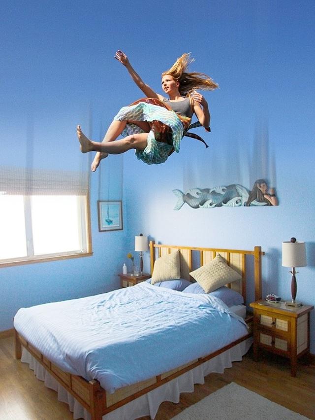 Lý giải những hiện tượng kỳ lạ xảy ra trong lúc ngủ - 6