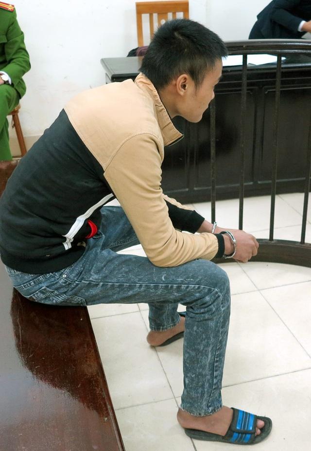 Lê Đình Duy tại phiên xử sơ thẩm ngày 19/12.