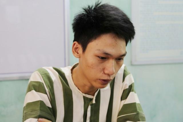 Trần Minh Sơn hiếp bạn gái mới quen không thành bèn cướp của