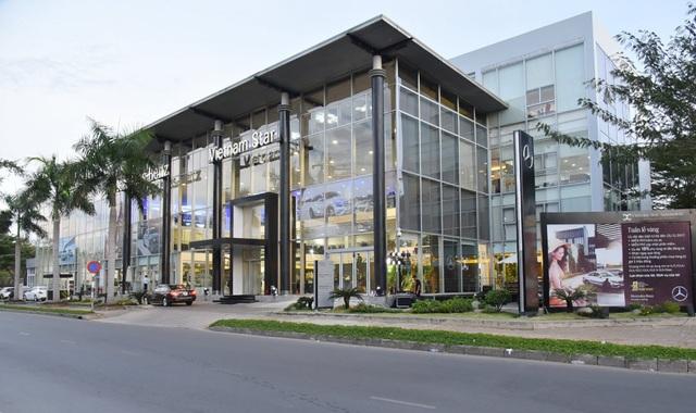 Vietnam Star Phú Mỹ Hưng với diện mạo hoàn toàn mới cùng dịch vụ tiện ích tiêu chuẩn 5 sao sẵn sàng đáp ứng mọi như cầu của khách hàng