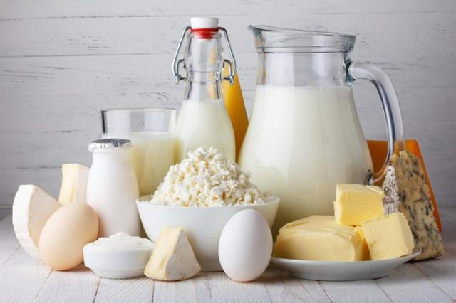 Trứng và sữa chứa hầu hết các chất dinh dưỡng quan trọng (nguồn hình: internet)