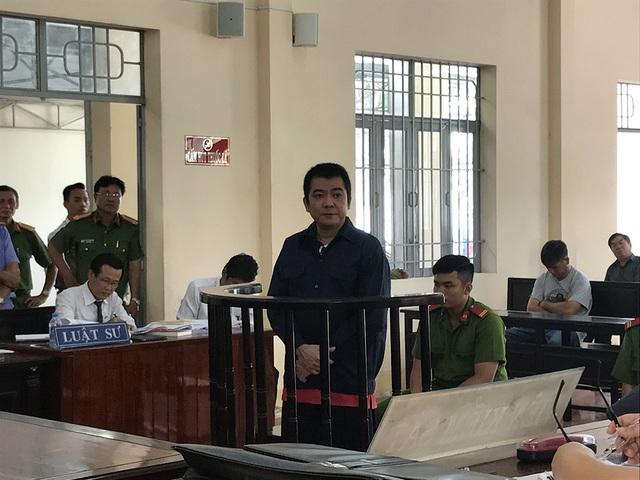 Bị cáo Trần Minh Đức liên tục kêu oan và tố cáo điều tra viên ép cung.