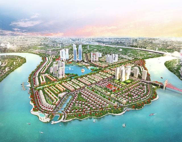 Khu đô thị trẻ Vạn Phúc sau 3 năm đã mang dáng dấp của một đặc khu tài chính – thương mại – giải trí bởi sự đầu tư hiện đại và bài bản