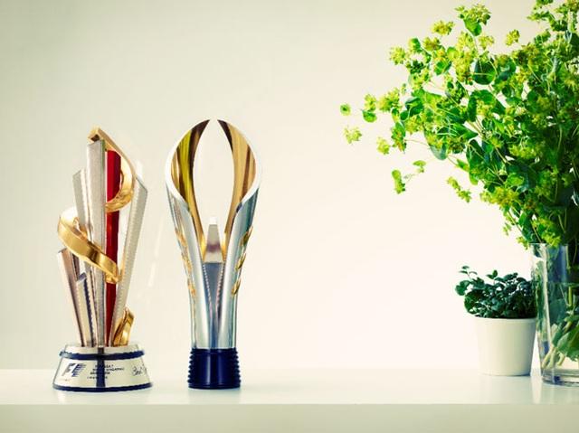RISIS được chọn để thiết kế cúp danh dự Giải đua xe Thể thức 1 Singapore từ năm 2013 – 2016