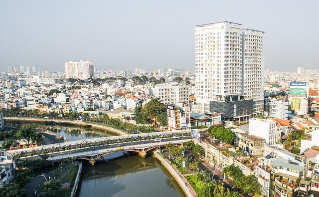"""The Prince Residence - Dự án đã bàn giao và """"cháy hàng"""" tọa lạc trên đường Nguyễn Văn Trỗi, ngay cạnh cầu Công Lý"""