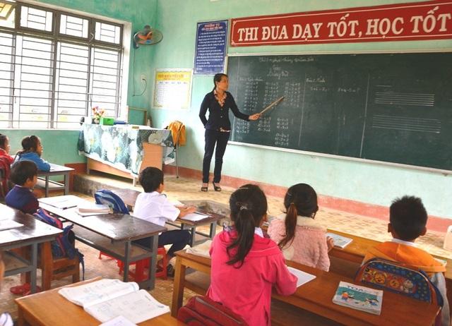 Tỉnh Quảng Ngãi sẽ tuyển 1.650 giáo viên trong tổng số 5.200 thí sinh dự thi