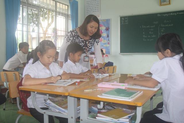 Ước mơ ước lớn nhất của cô Dung là có thể đem con chữ đến cho các em học sinh vùng cao