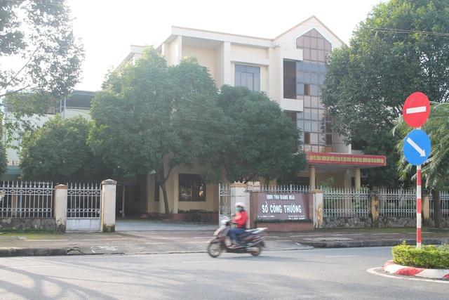 Phó Giám đốc sở Công Thương Quảng Ngãi bị kỷ luật vì những sai phạm trong chương trình bình ổn thị trường, giá cả kết hợp đưa hàng Việt về nông thôn Tết Nguyên đán 2017