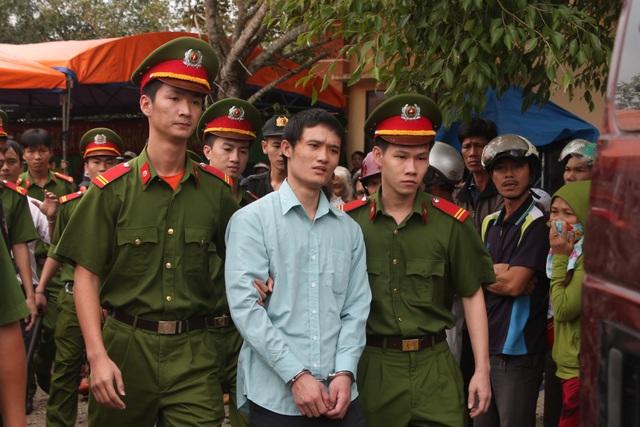 Bị cáo Nguyễn Huỳnh Vũ bị tuyên phạt mức án Chung thân