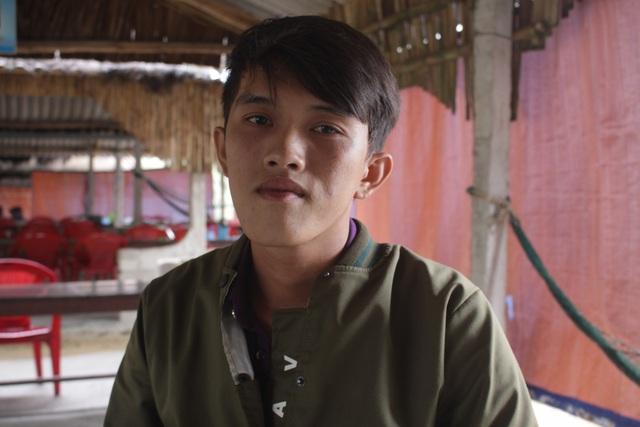 Ngư dân Trần Thanh Ron
