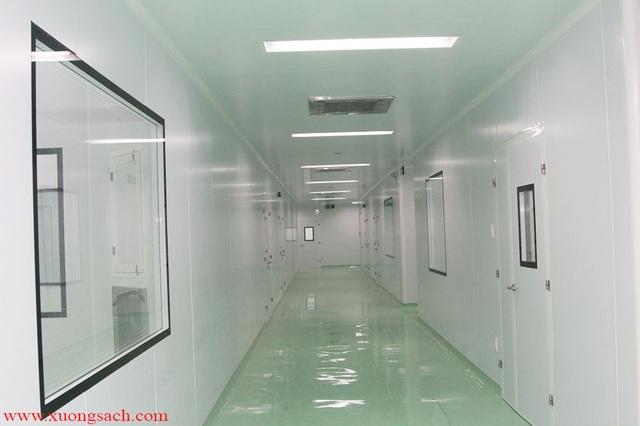 Hiện nay Dạ Lan đang xây dựng nhà xưởng đạt chuẩn GMP
