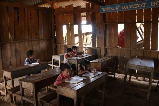 Kết thúc học kỳ I năm học 2016-2017 tỉnh Đắk Nông có gần 700 em bỏ học giữa chừng