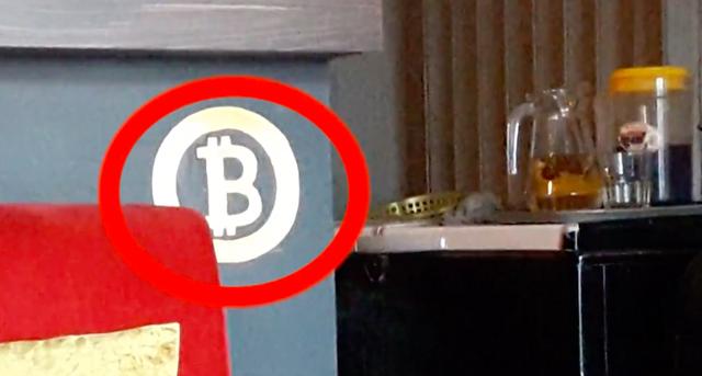 Biểu tượng thanh thanh toán bằng bitcoin của các doanh nghiệp tại TPHCM