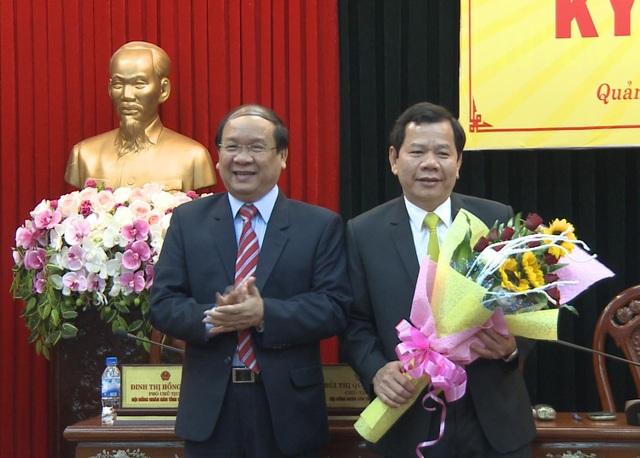 Ông Đặng Văn Minh được chỉ định giữ chức Bí thư Thành ủy Quảng Ngãi