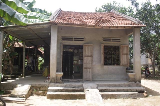 Nữ thủ khoa của Quảng Ngãi xuất thân trong một gia đình có điều kiện kinh tế khó khăn.