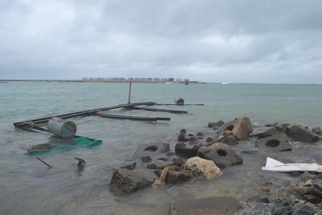 Người nuôi trồng thủy sản bị thiệt hại trong cơn bão số 12 mong muốn được hỗ trợ vốn vay ưu đãi để ổn định sản xuất