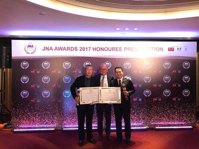 PNJ được vinh danh Doanh nghiệp xuất sắc nhất Khu vực Asean và Top 3 Nhà bản lẻ khu vực Châu Á