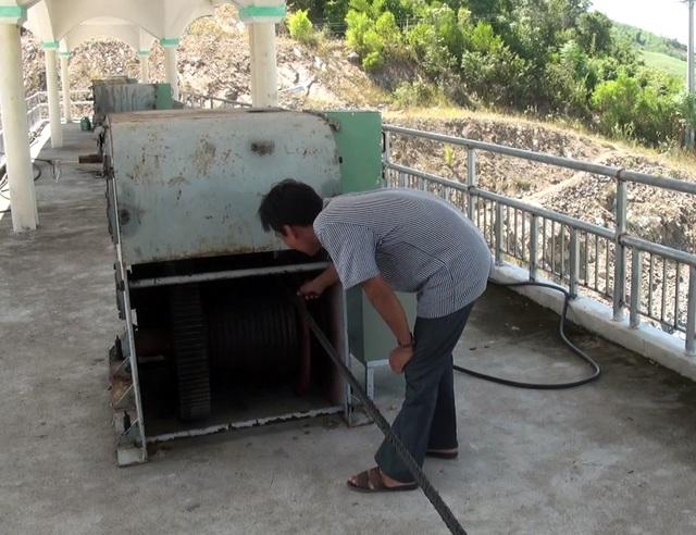 Hiện thống vận hành chưa có hệ thống máy phát điện dự phòng