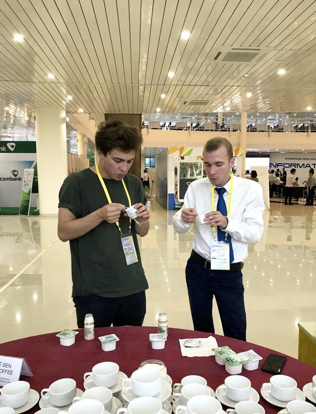 Thức uống nào đã được chọn phục vụ Hội nghị APEC 2017? - 4