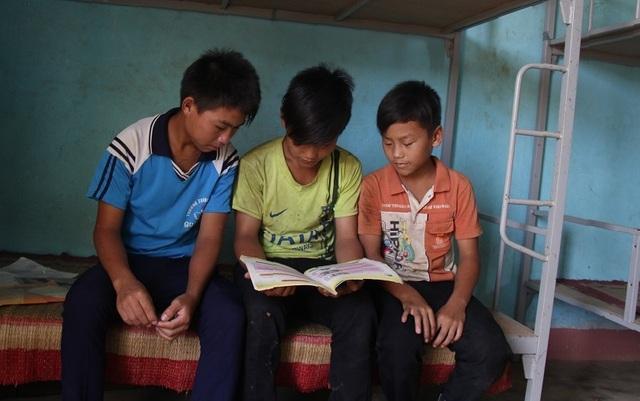 Nhiều vấn đề còn bỏ ngỏ khi học sinh sống tại các khu nội trú tự phát