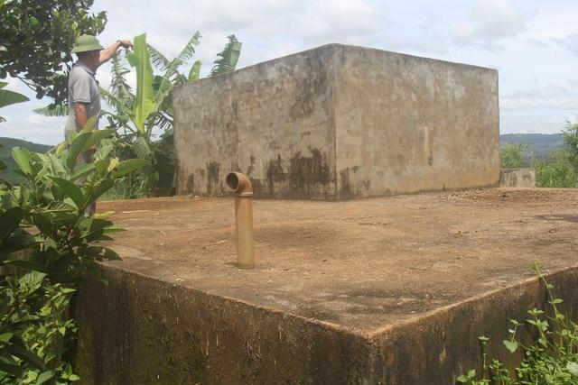 Hai công trình tiền tỷ bỏ hoang, trong khi người dân hai bản nghèo nhất tỉnh Đắk Nông chưa có nước sạch để sử dụng