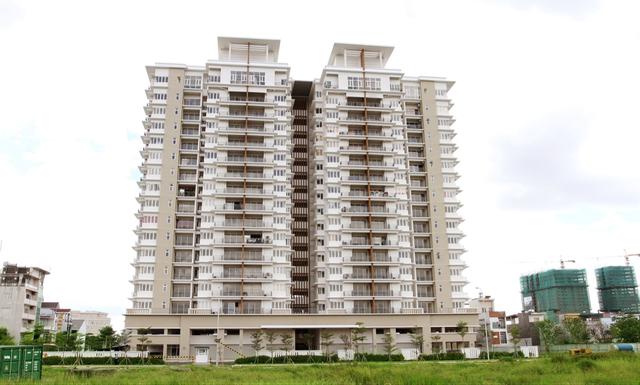 Các chung cư như Amber Court của Berjaya D2D luôn kín chuyên gia nước ngoài thuê với mức giá cao