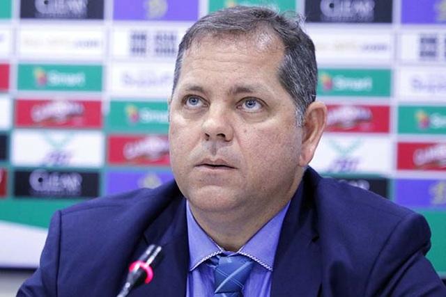 HLV Leonardo Vitorino tự tin về cơ hội Campuchia đánh bại đội tuyển Việt Nam