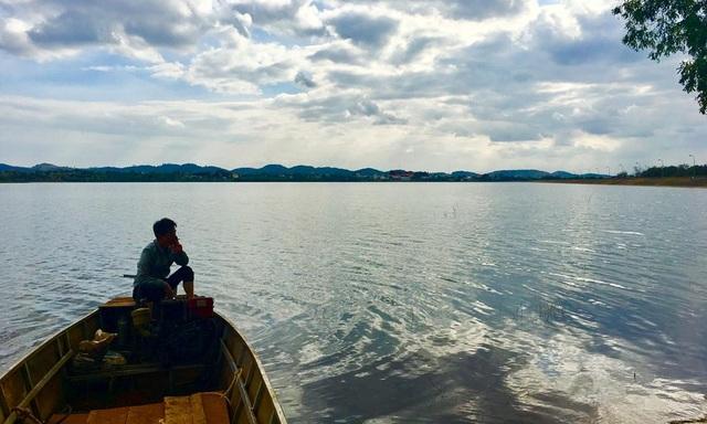 Nông dân vui mừng, du khách thích thú khi hồ Ea Kao đẫy nước - 3