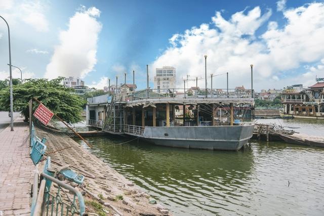 Nhiều du thuyền đã có dấu hiệu xuống cấp trầm trọng.