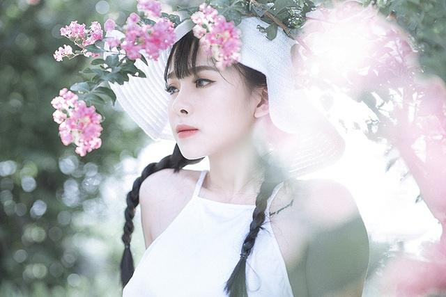 Thiếu nữ Tuyên Quang cuốn hút bên giàn hoa tường vi - 11