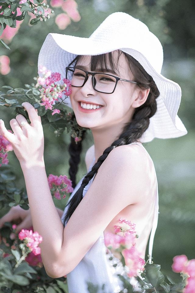 Thiếu nữ Tuyên Quang cuốn hút bên giàn hoa tường vi - 12