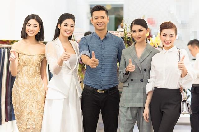 Á hậu Diễm Trang, Á hậu Thùy Dung, siêu mẫu Hồ Đức Vĩnh, top 5 Hoa hậu Việt Nam 2016 Đào Thị Hà,...