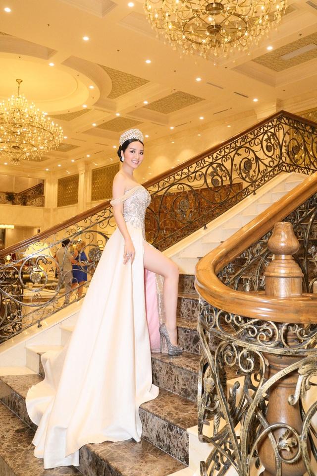 Hoa hậu Đền Hùng Giáng My đánh giá kết quả dừng ở Top 10 đã là rất tốt cho đại diện Việt Nam.