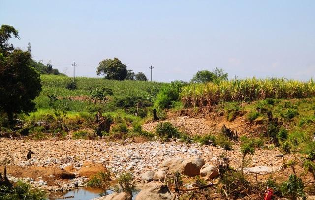 Vụ ấn nhầm van xả lũ gây thiệt hại đáng kể cho vùng hạ du các xã Suối Bạc, Sơn Nguyên.