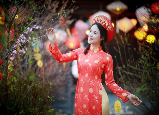 Hoa khôi ĐH Sư phạm Hà Nội II - Cao Thị Cúc
