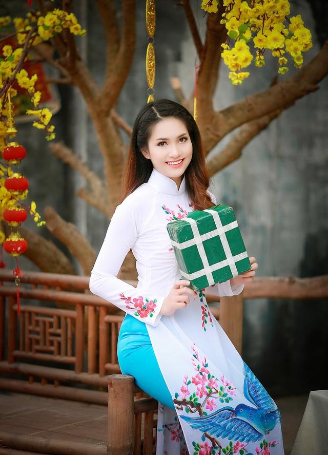 Hoa khôi ĐHQG Hà Nội năm 2015 - Lê Hà