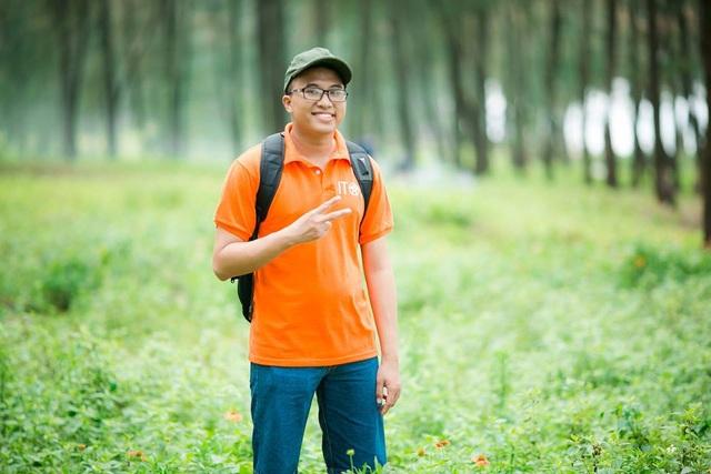 Nguyễn Cảnh Hoàng - người giành tấm HCV Olympic Toán quốc tế đầu tiên cho tỉnh Nghệ An (ảnh FBNV)