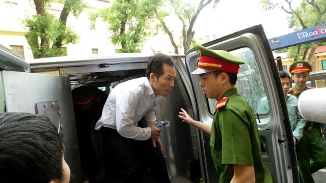 Phạm Hoàng Giang, cựu Tổng Giám đốc Công ty BSC.