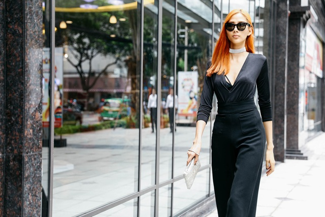 Hoàng Thùy muốn truyền cảm hứng từ gái quê trở thành siêu mẫu quốc tế - 6