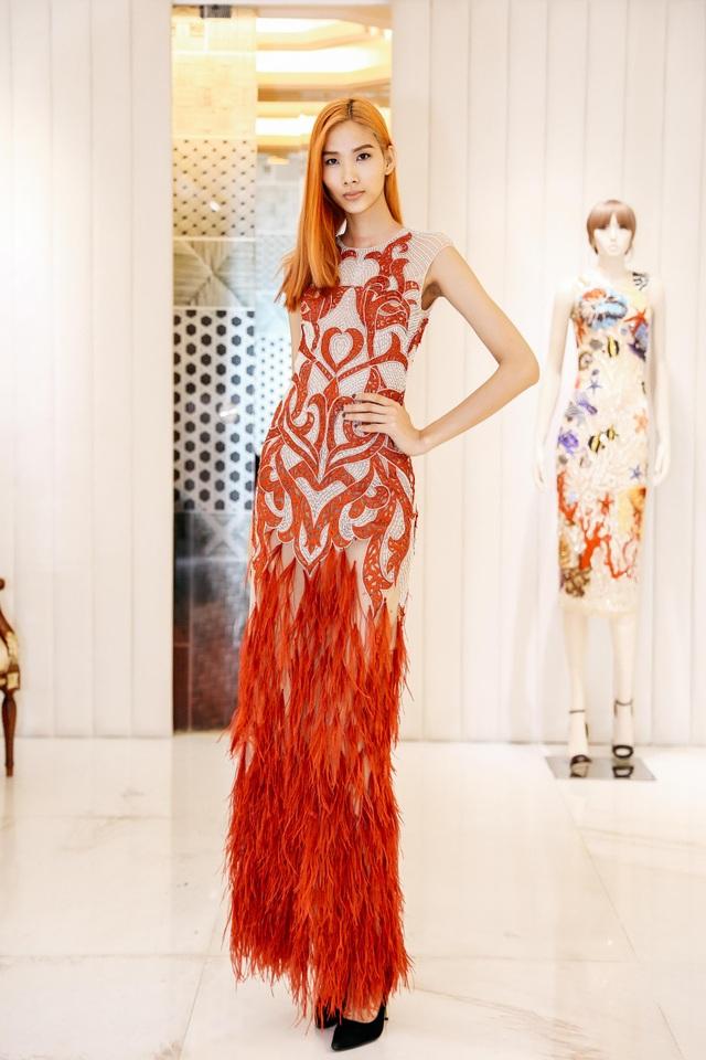 Hoàng Thùy muốn truyền cảm hứng từ gái quê trở thành siêu mẫu quốc tế - 12