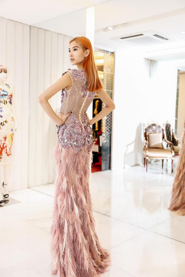 Hoàng Thùy muốn truyền cảm hứng từ gái quê trở thành siêu mẫu quốc tế - 11
